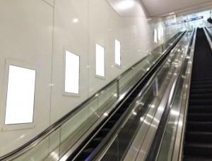 羽田空港国際線ターミナル駅_駅看板3